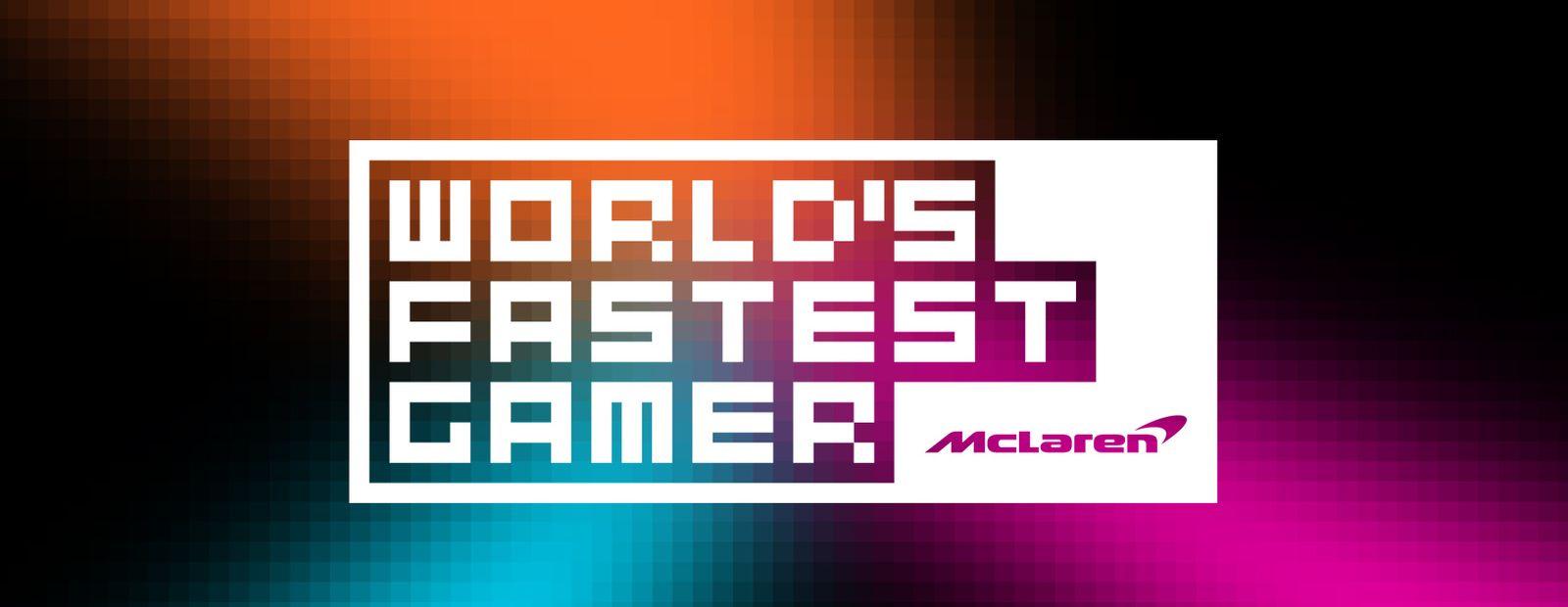 World's Fastest Gamer logo