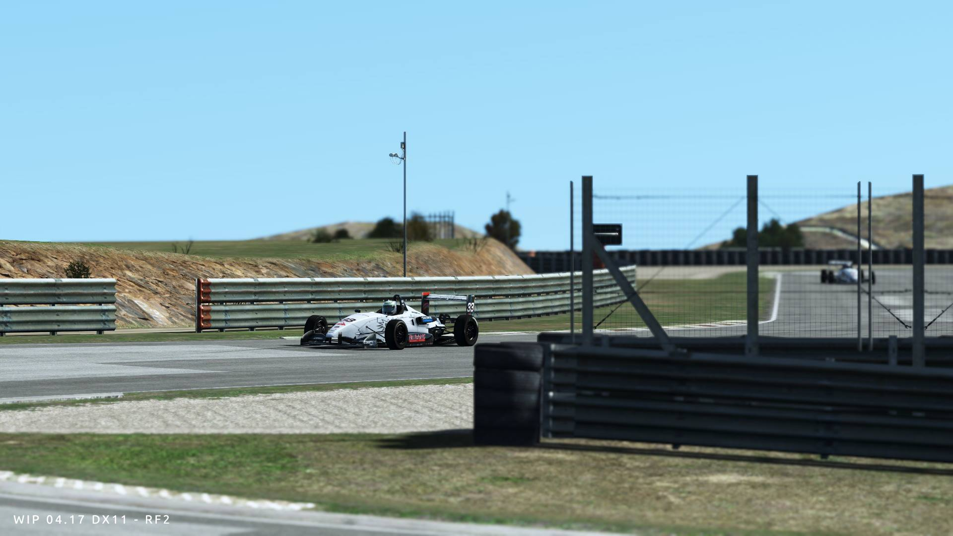 rFactor 2 DX11 beta USF2000