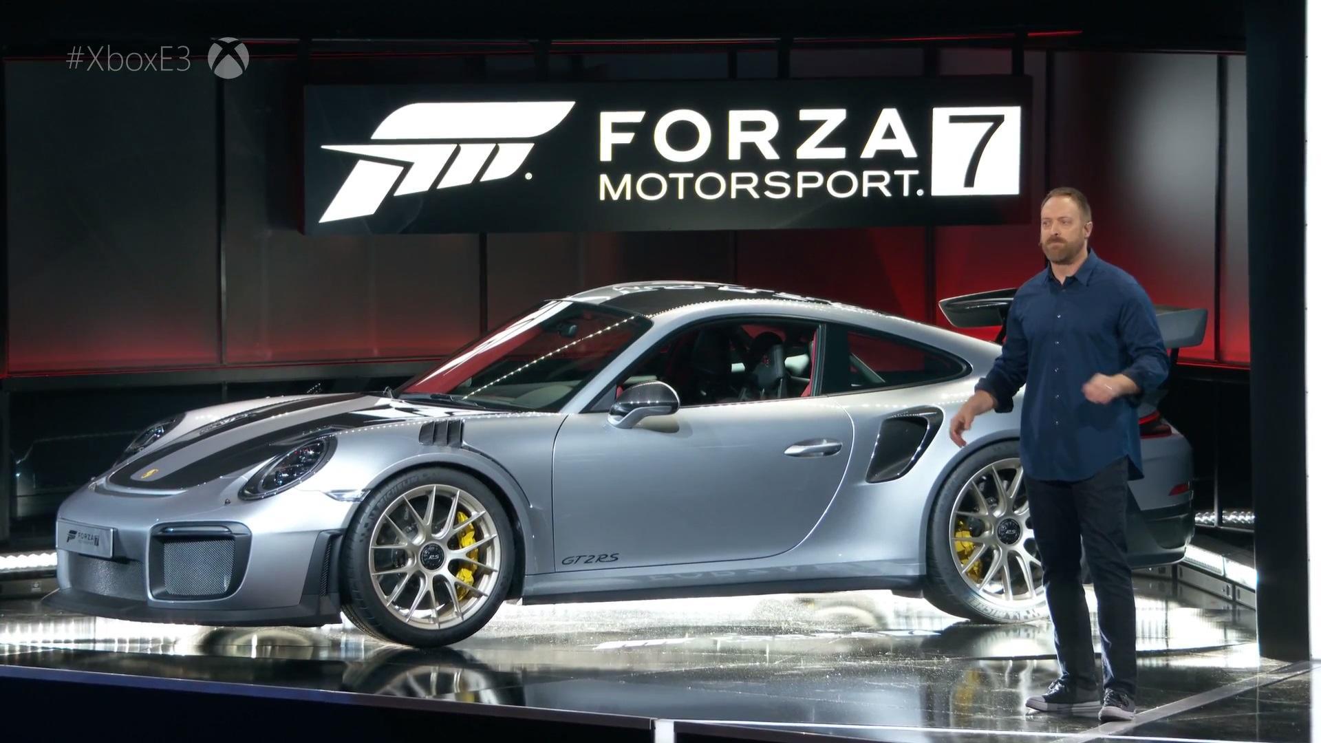 turn 10 studios announce details on forza motorsport 7 inside sim racing. Black Bedroom Furniture Sets. Home Design Ideas