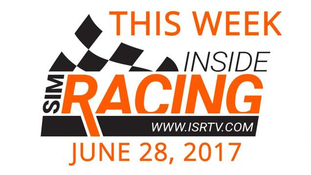 this week inside sim racing live
