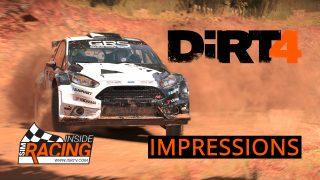 DiRT 4 Impressions