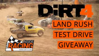 DiRT 4 PC Test Drive - Drive All 3 Land Rush Locations