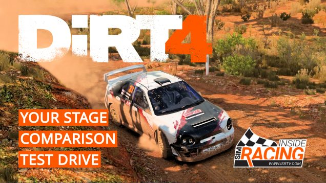 DiRT 4 PS4 Gameplay - Your Stage Australia Comparison