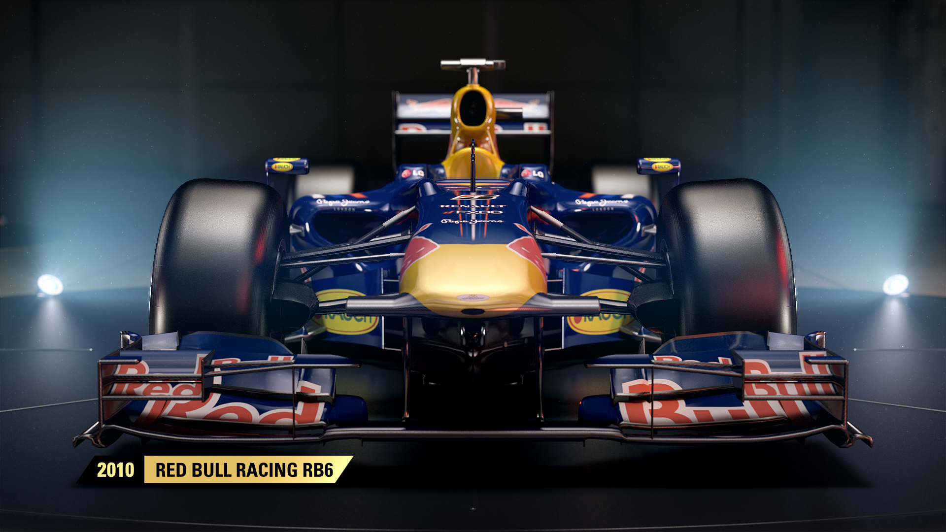F1 2017 Red Bull Racing RB6