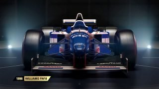 F1 2017 Williams FW18
