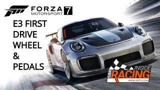Forza Motorsport 7 First Drive E3