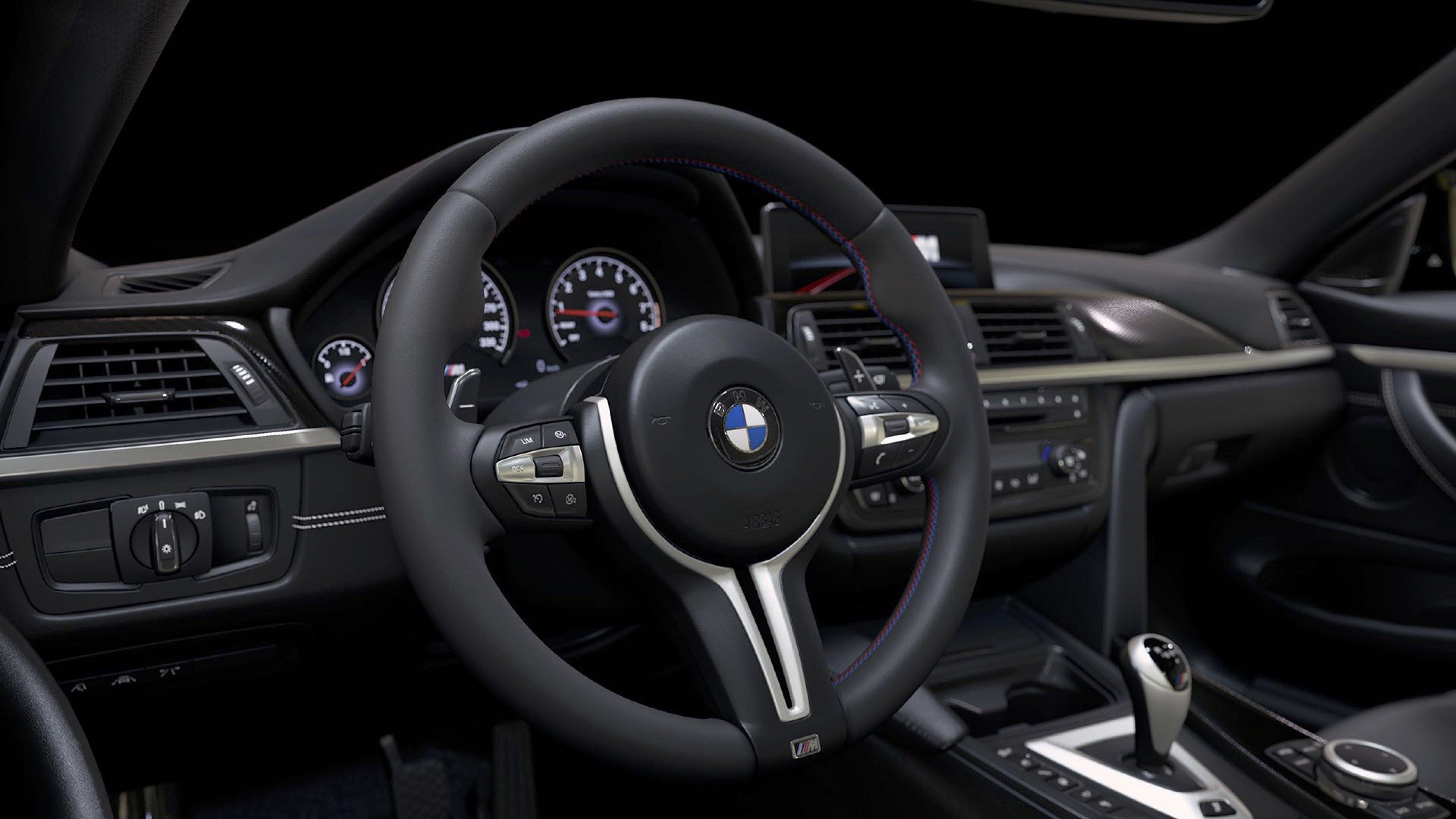 Gran Turismo Sport BMW interior