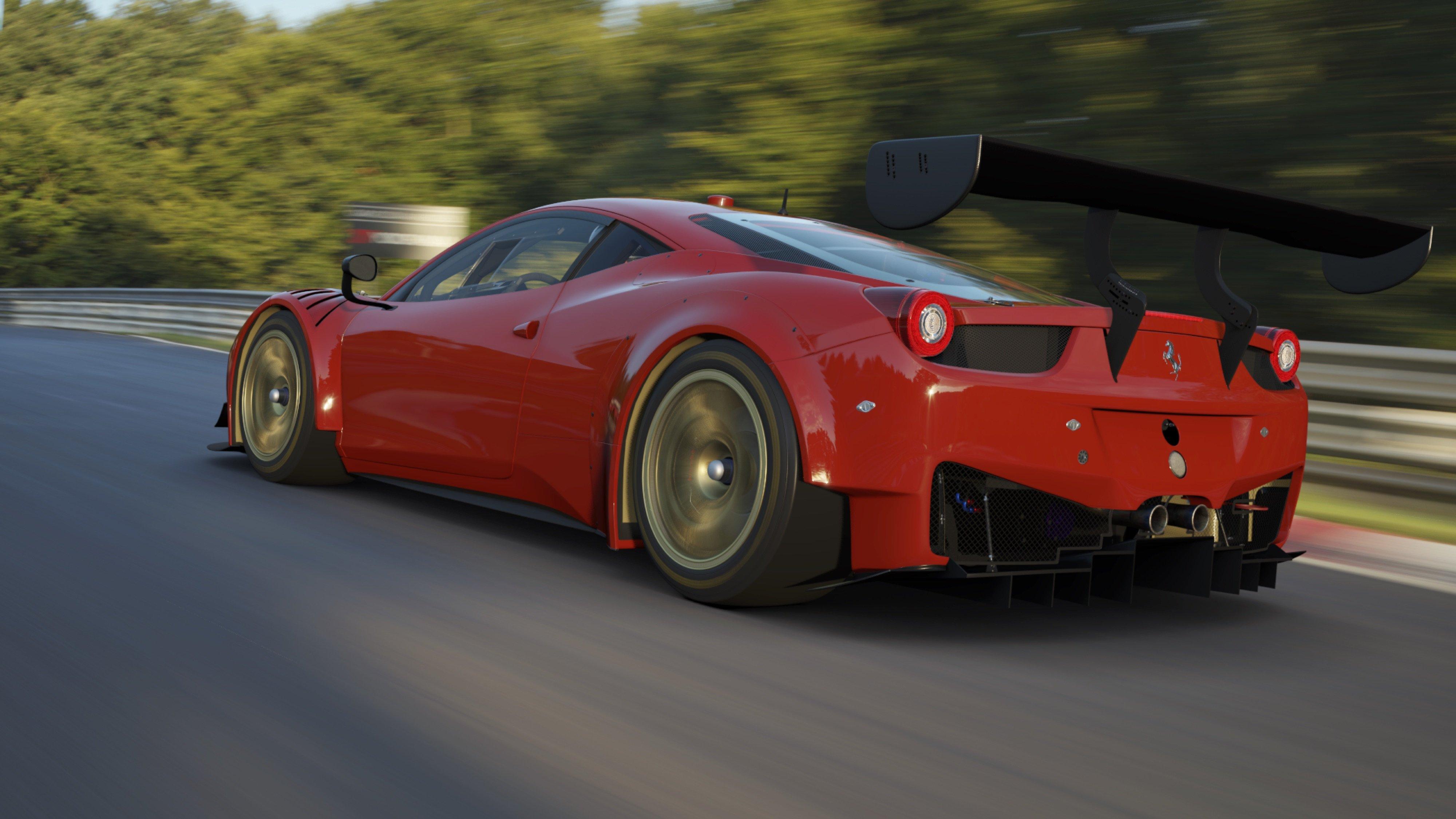 Gran Turismo Sport Ferrari 458 Gt3