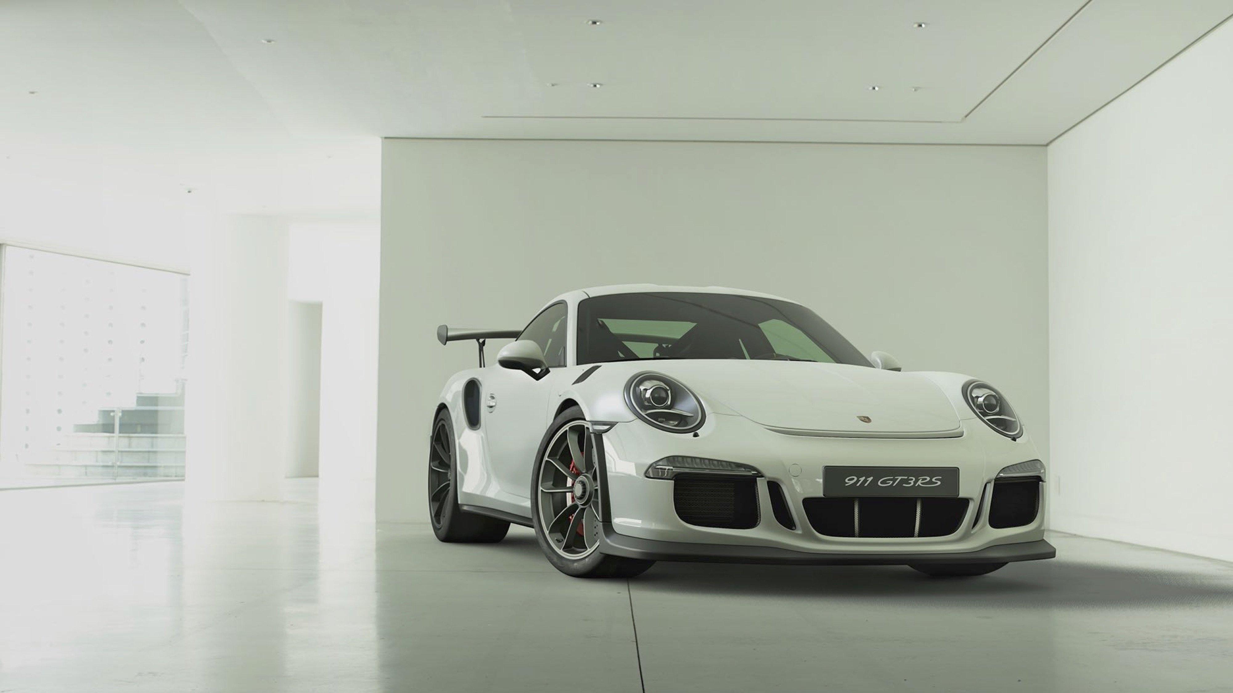 Gran Turismo Sport Porsche 911 GT 3 RS Scape 3