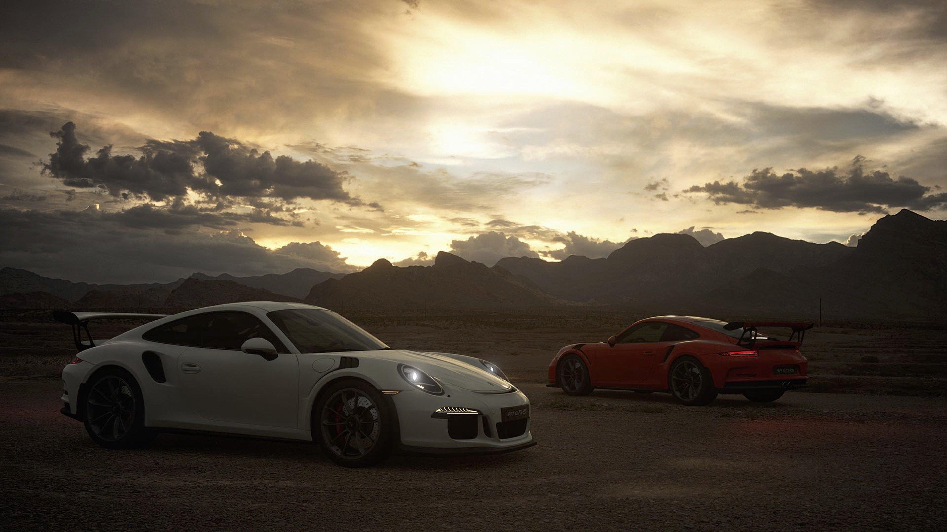 Gran Turismo Sport Porsche 911 GT 3 RS Scape 4