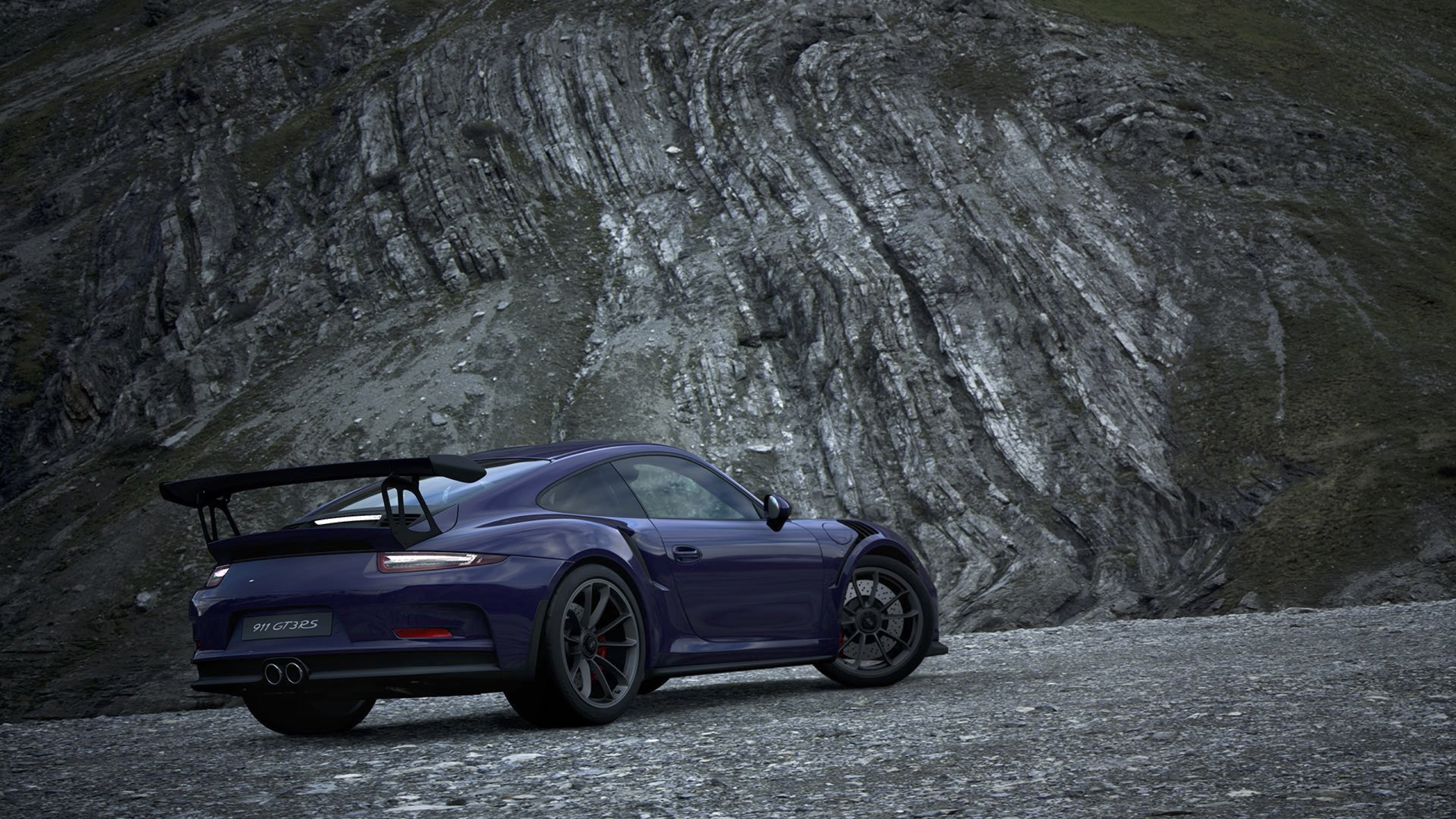 Gran Turismo Sport Porsche 911 GT 3 RS Scape 6
