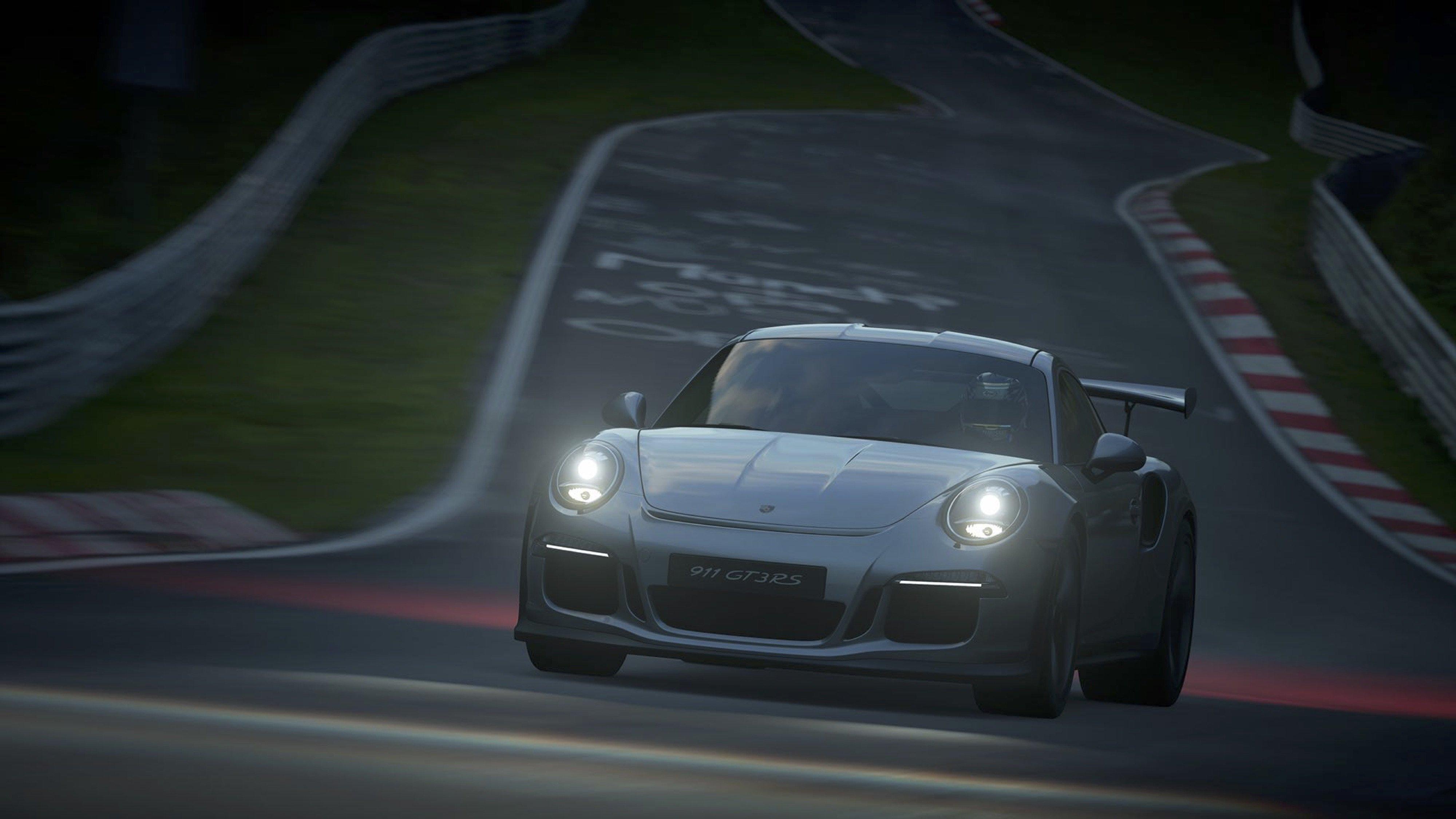 Gran Turismo Sport Porsche 911 GT 3 RS Scape 9
