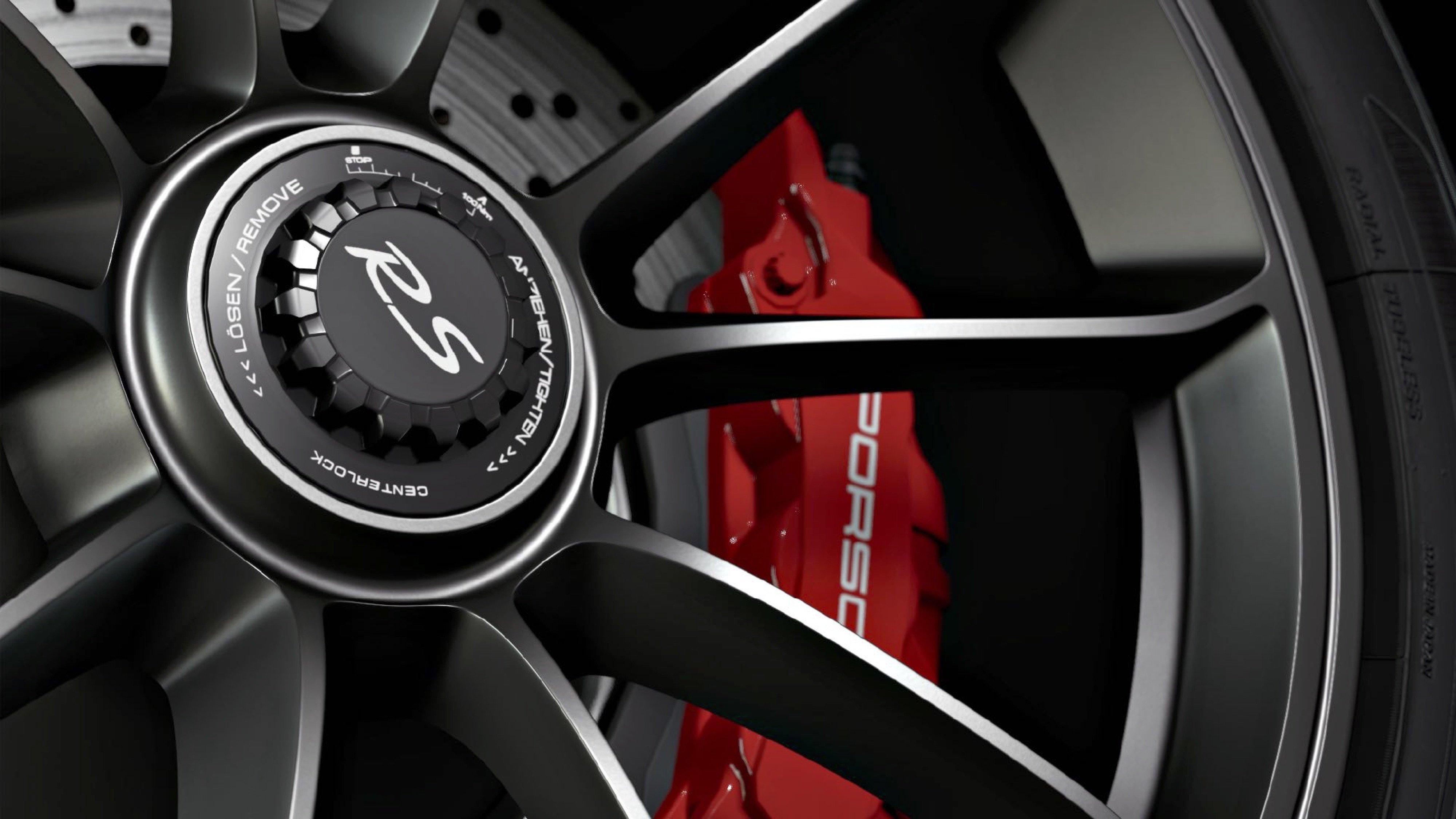Gran Turismo Sport Porsche GT3 RS tyre locks