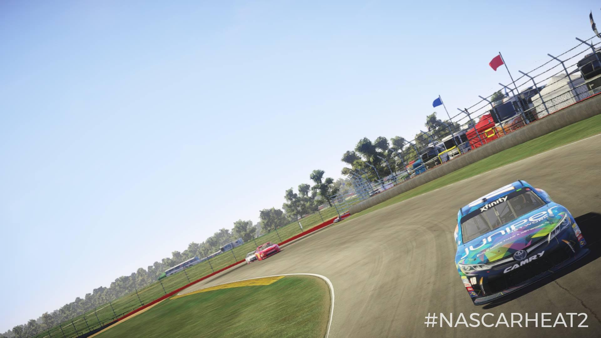 Mid Ohio Sportscar Course >> NASCAR Heat 2 E3 2017 Impressions - Inside Sim Racing