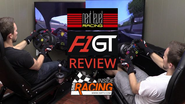 Next Level Racing F1GT Racing Simulator Review