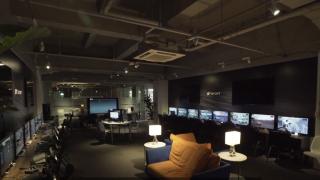 Polyphony Digital game room