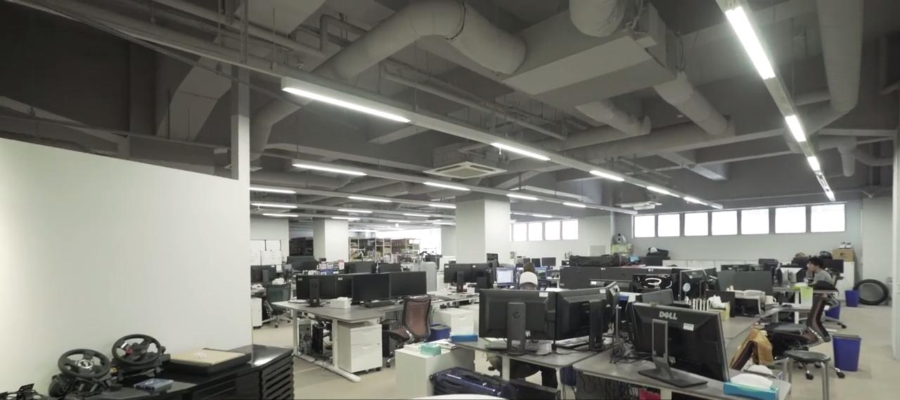 Polyphony Digital office