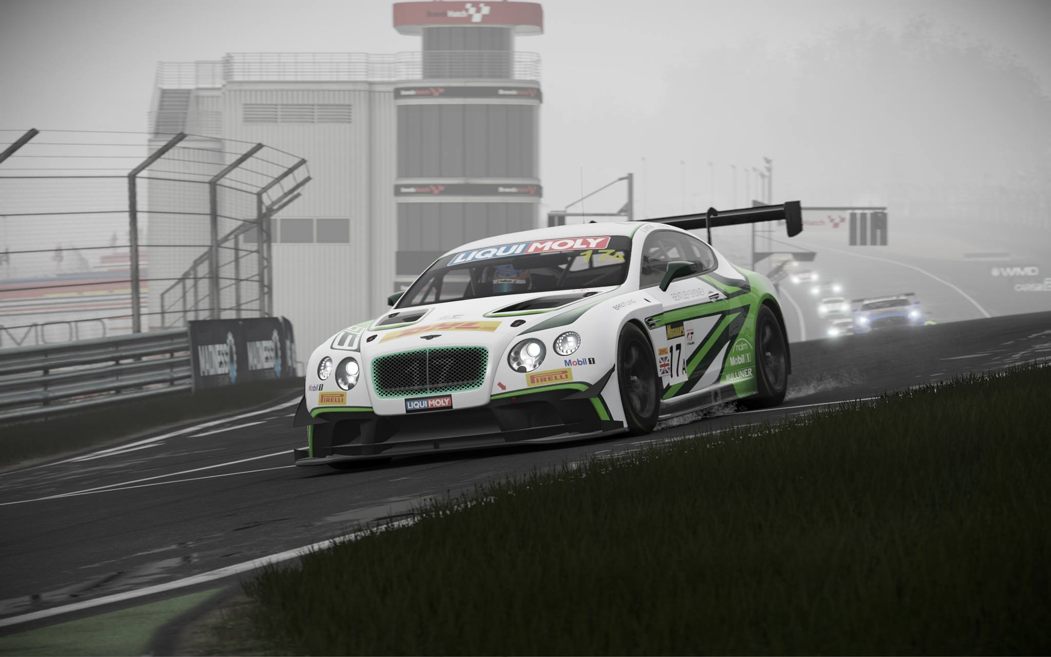 Project CARS 2 Bentley Continental GT3 1