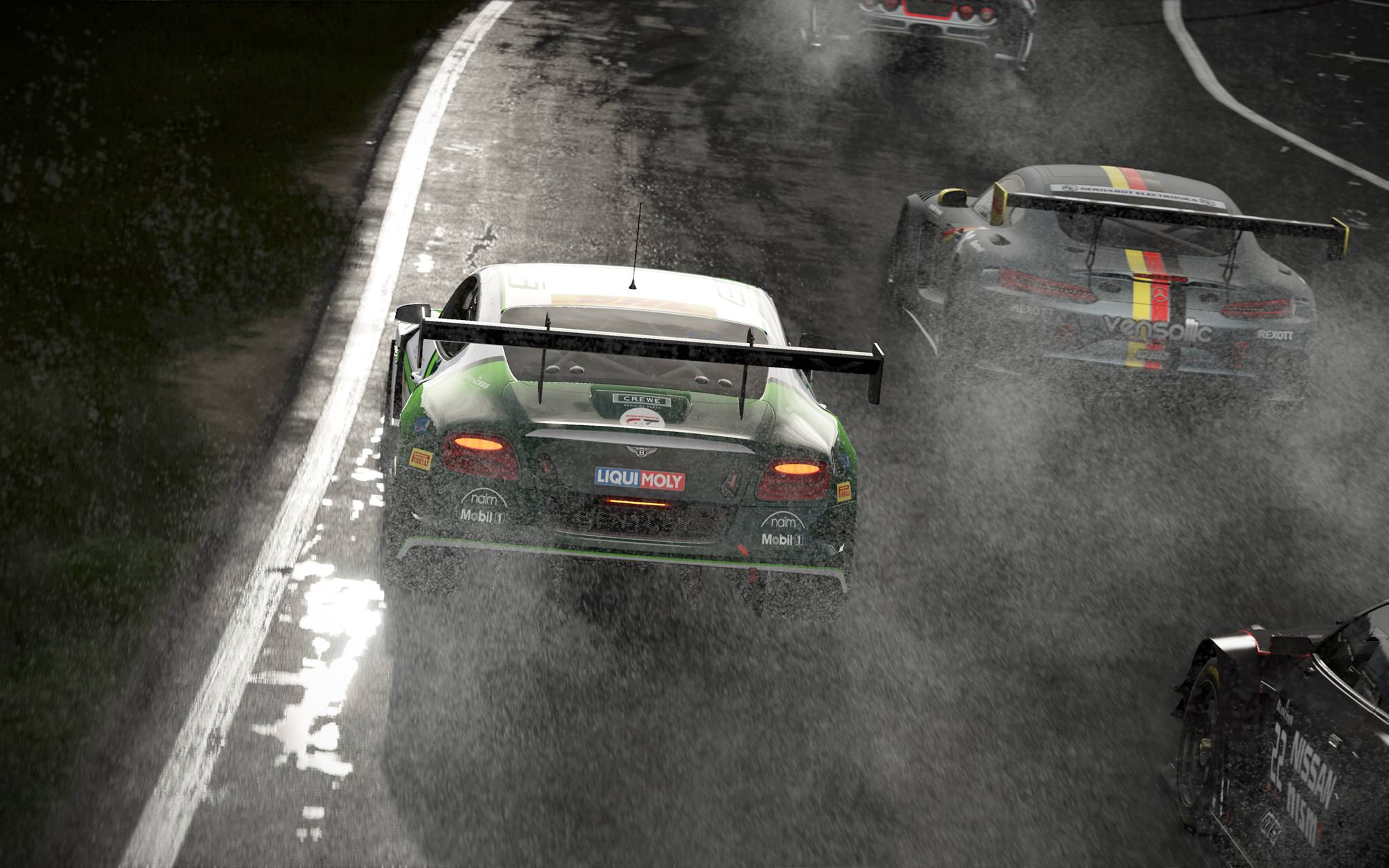 Project CARS 2 Bentley Continental GT3 2