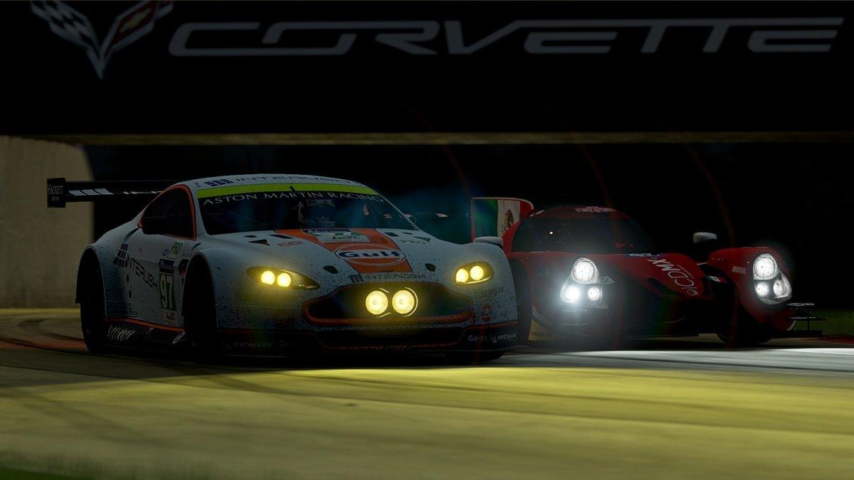 Project CARS 2 LMP2 GTE