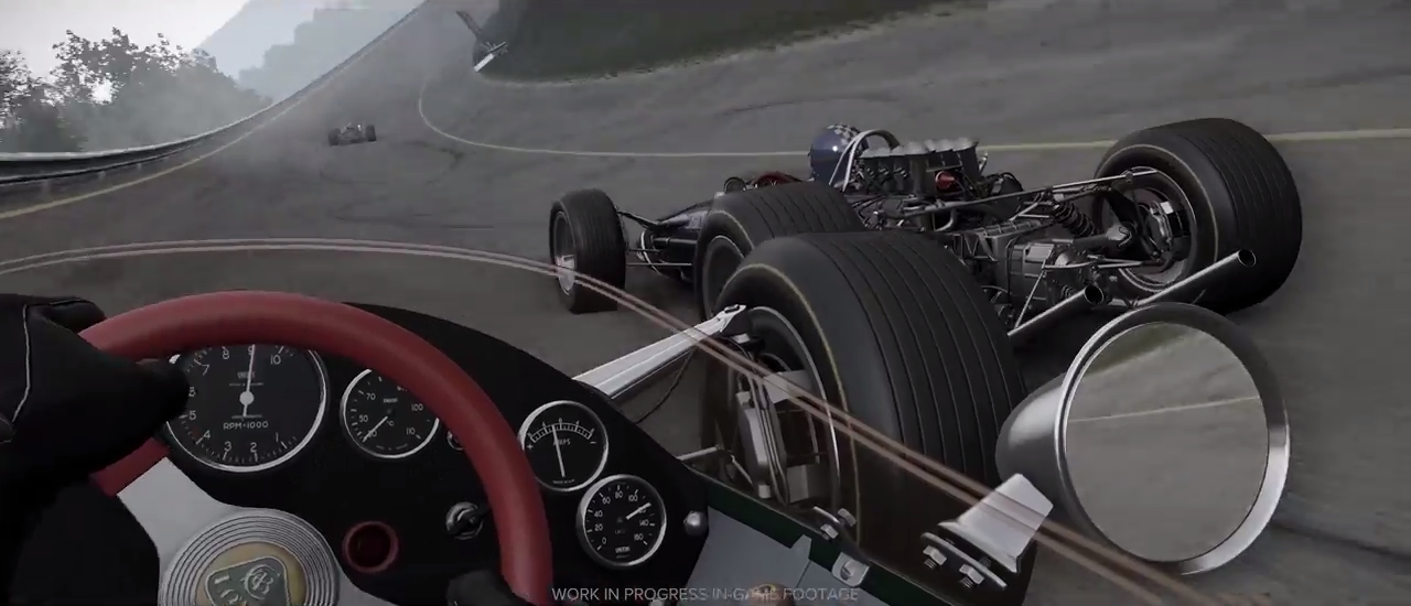 Project CARS 2 Monza historic