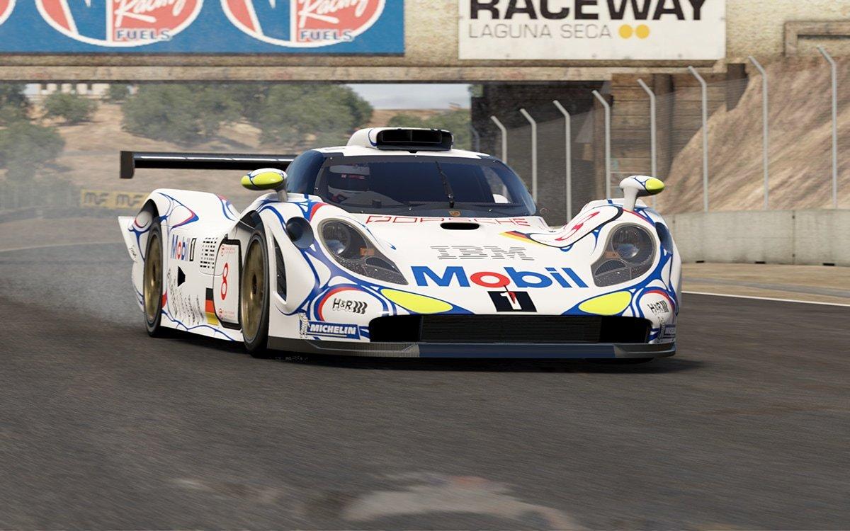 Project CARS 2 Porsche 911 GT1 Preview