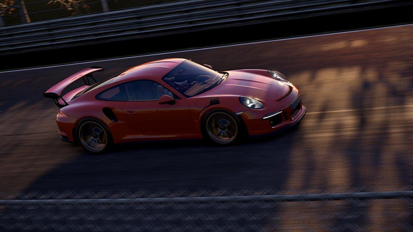 Project CARS 2 Porsche 911 GT3 RS Preview