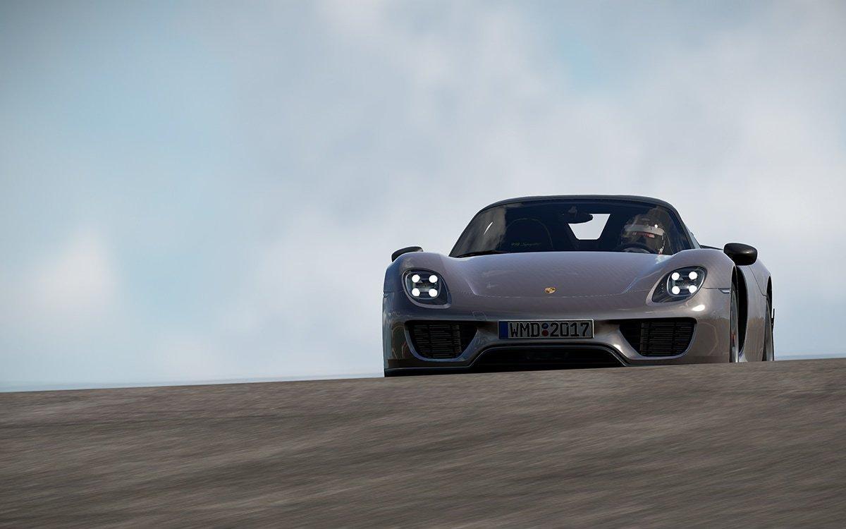 Project CARS 2 Porsche 918 Preview
