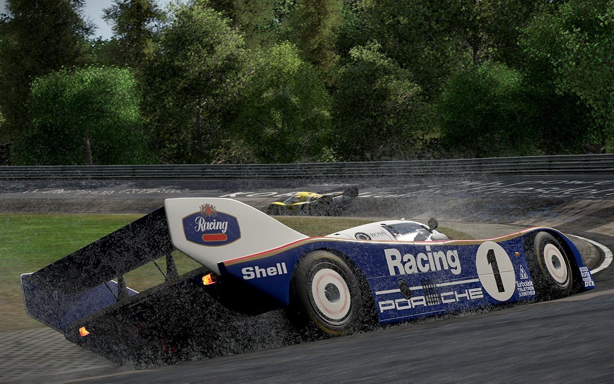 Project CARS 2 Porsche 962C Preview