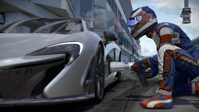 Project CARS 2 pit-stop 2
