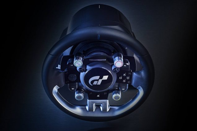 Thrustmaster T-GT