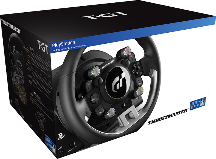 thrustmaster t gt wheel announced what you need to know inside sim racing. Black Bedroom Furniture Sets. Home Design Ideas