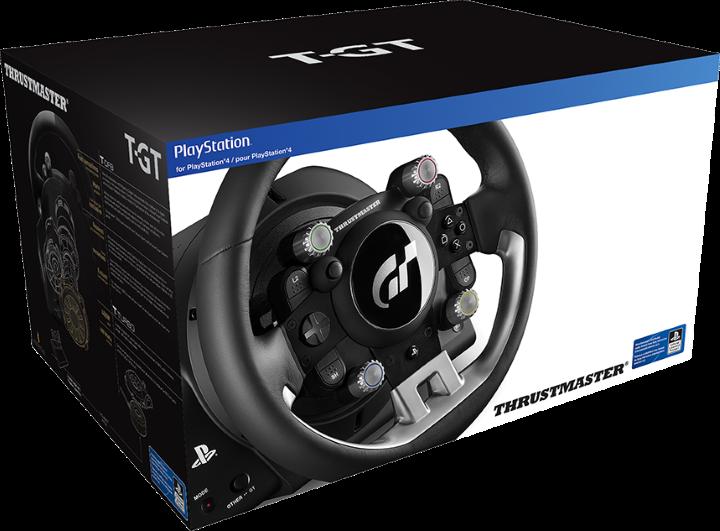 Thrustmaster T-GT box