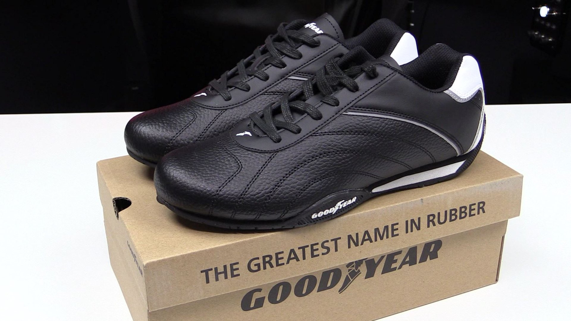 Goodyear Footwear Ori Review Best Sim Racing Shoes for $40
