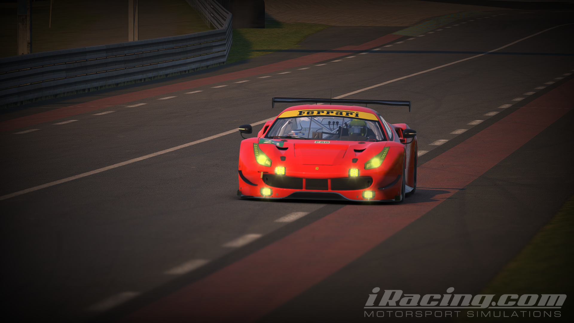 iRacing Season 3 Build Available Together with Two New GTE