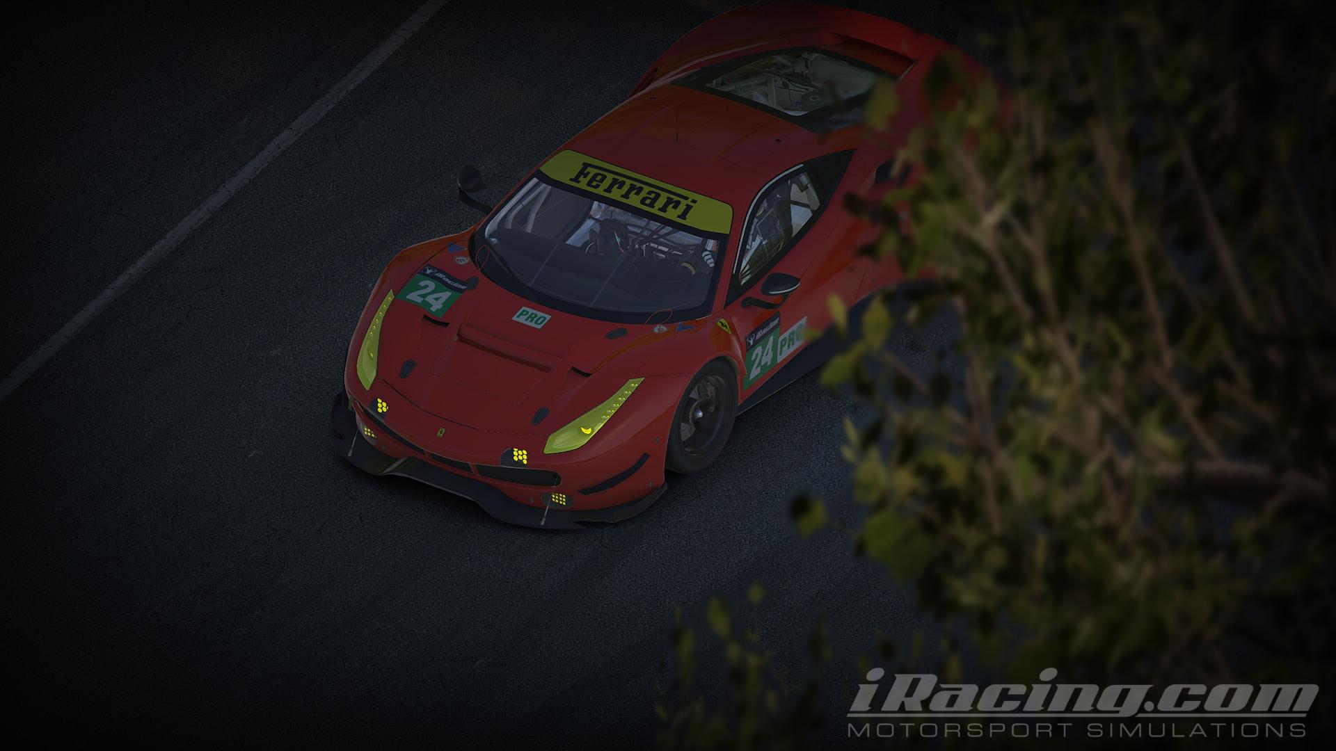iRacing Ferrari 488 GTE First Look - Inside Sim Racing