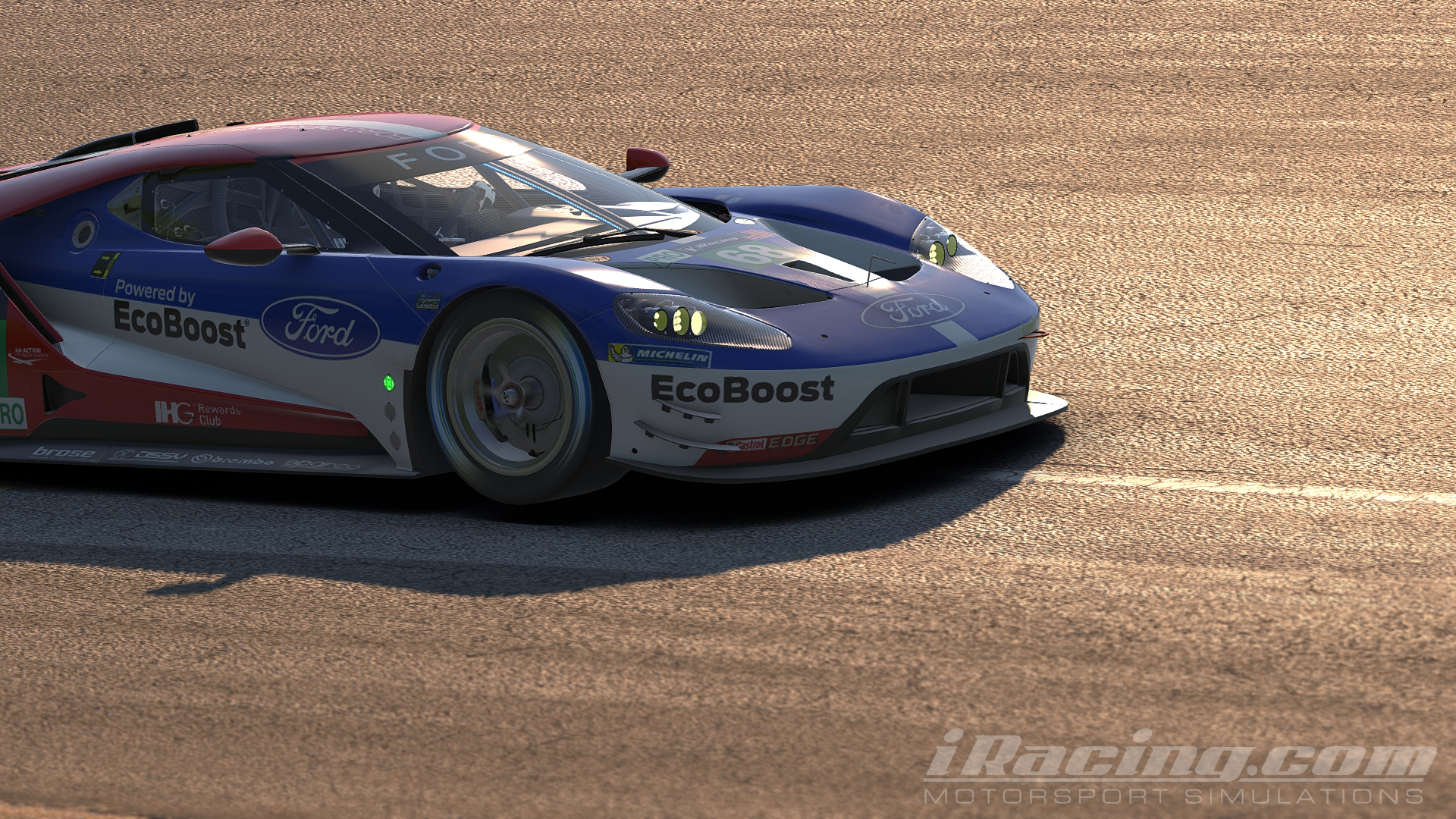 iRacing Ford GT GTE