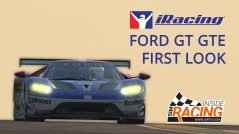 iRacing Ford GT GTE First Look