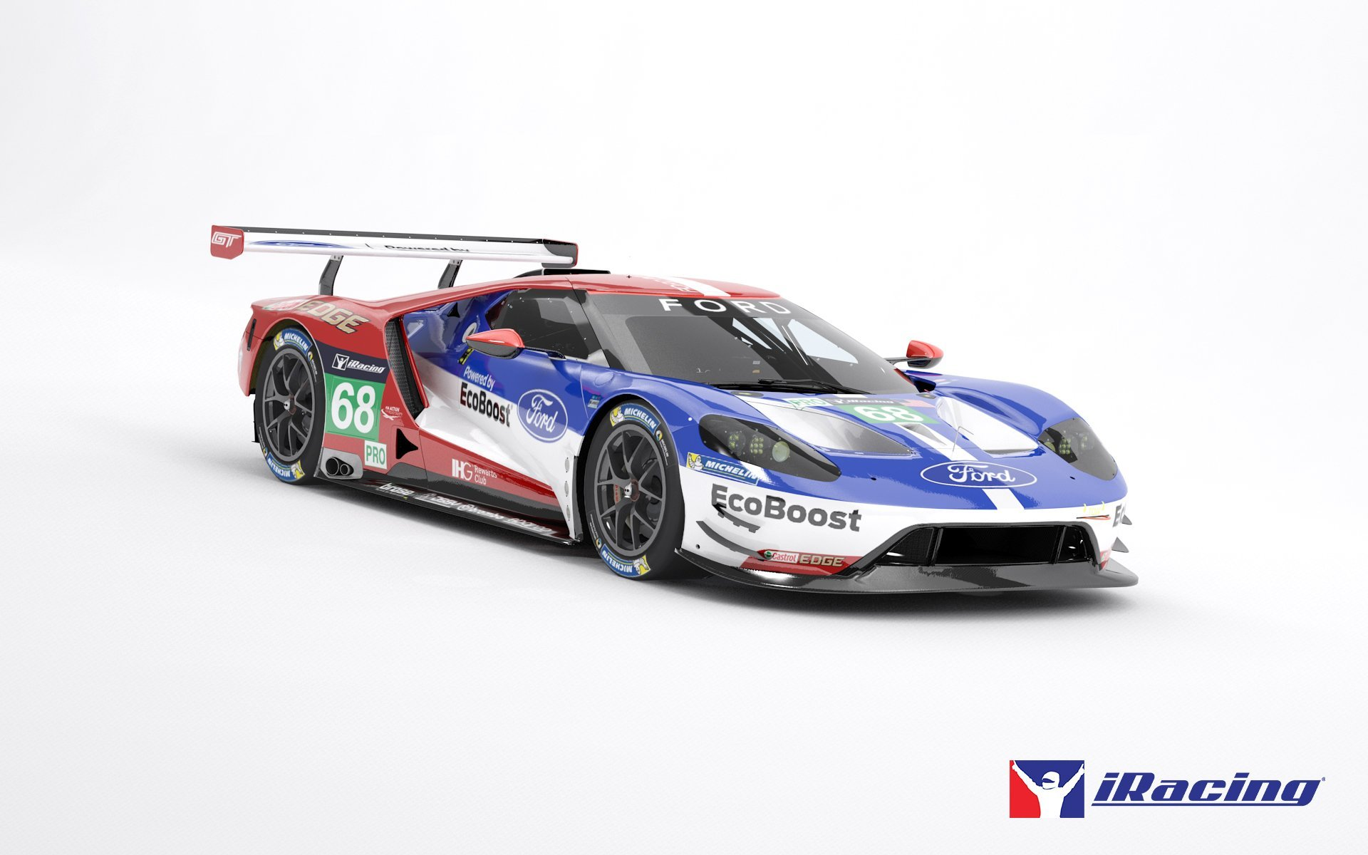 iRacing Ford GT LM GTE-PRO Preview