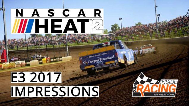 nascar heat 2 e3 2017