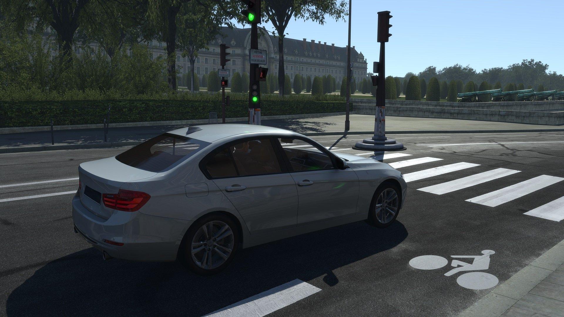 rFactor Pro BMW 3-series 1