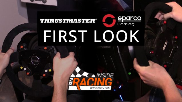 thrustmaster ts-xw racer sparco r383 p310