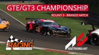 Assetto Corsa GTE GT3 Championship Round 3 Brands TN