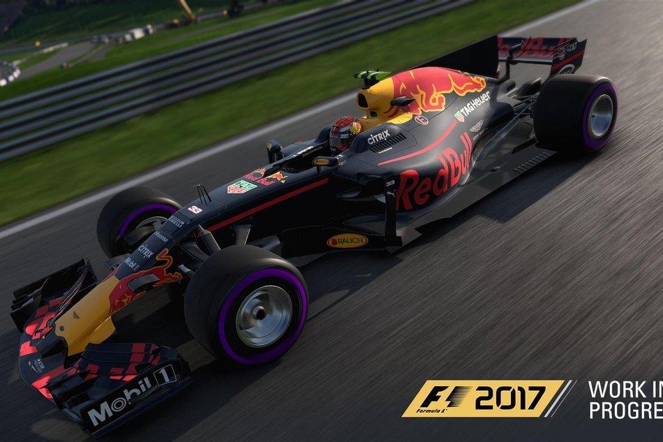 F1 2017 RB13 3