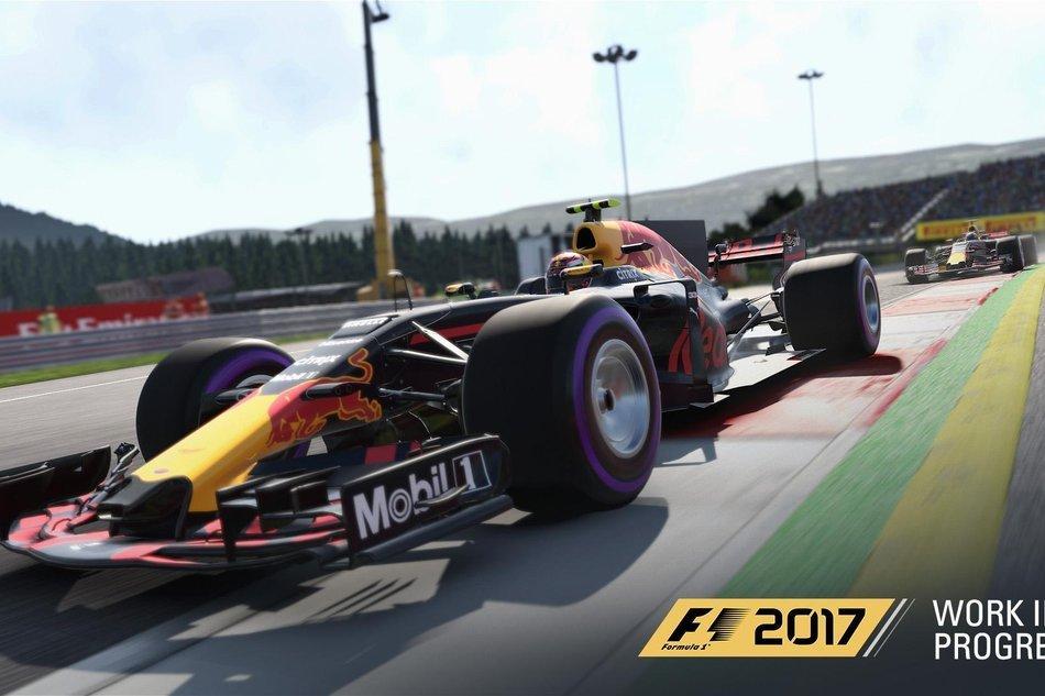 F1 2017 RB13 5