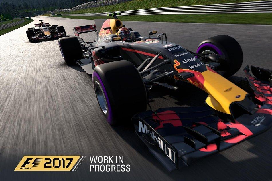 F1 2017 RB13 7