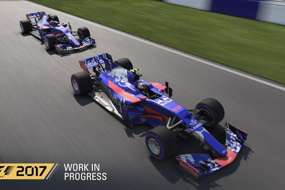 F1 2017 STR12 1