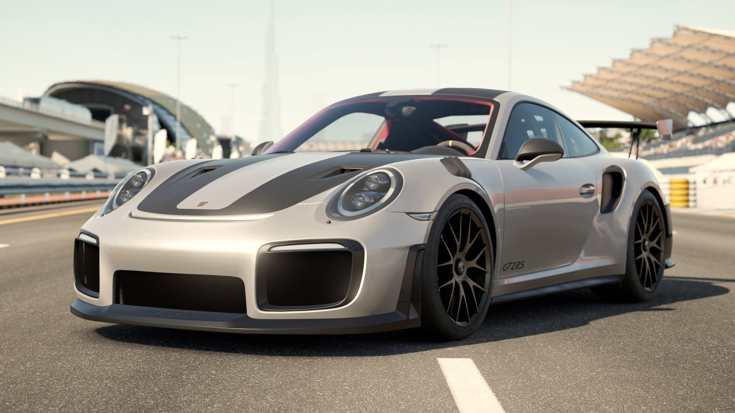 Forza Motorsport 7 Porsche GT2 RS Front