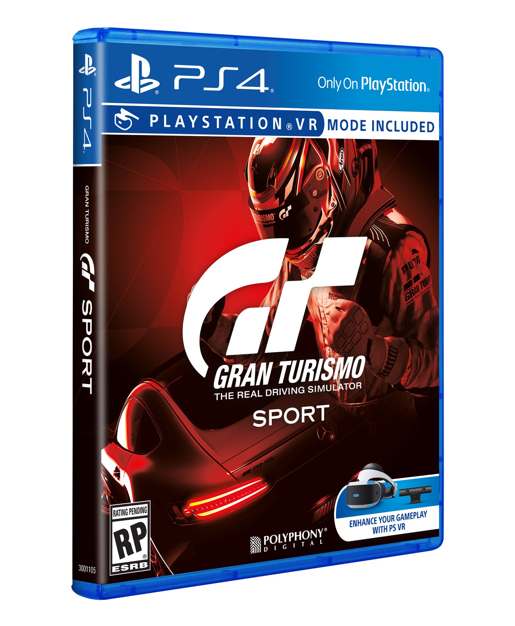 gran turismo sport has received a release date inside sim racing. Black Bedroom Furniture Sets. Home Design Ideas