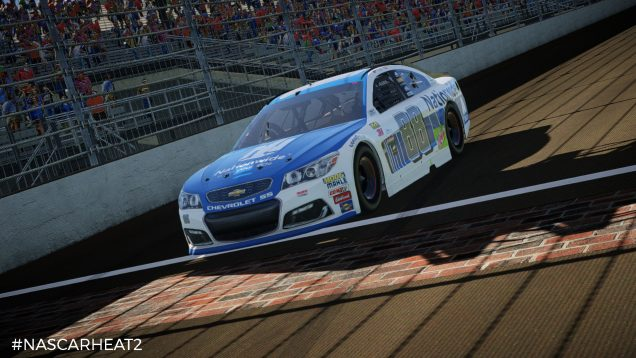 NASCAR Heat 2 Indianapolis No 88